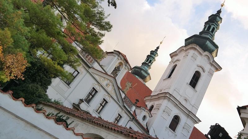 Strahov Praga
