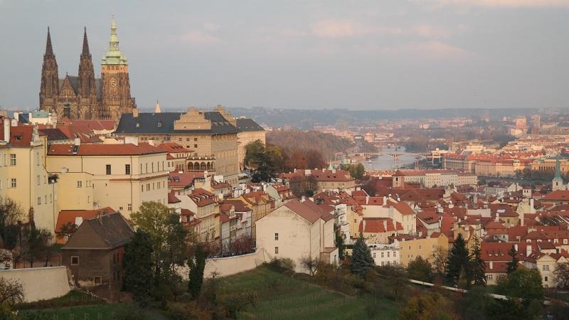 Praga Panorama Strahow