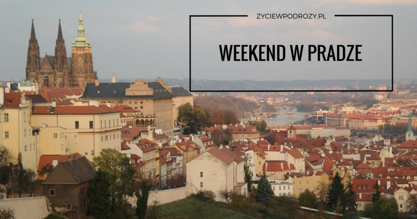 Weekend w Pradze