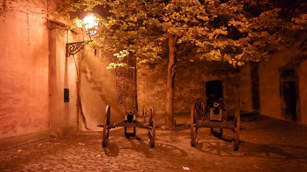 Złota uliczka Praga nocą co zwiedzić co zobaczyć w pradze weekend w pradze 2