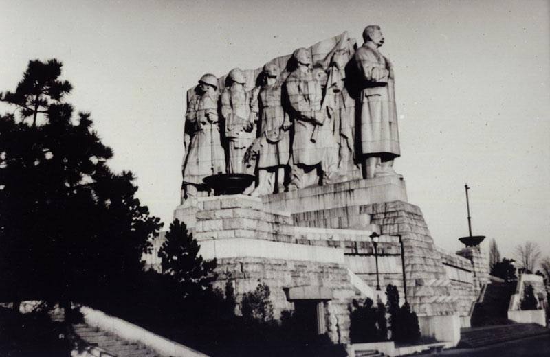 stalin pomnik praga