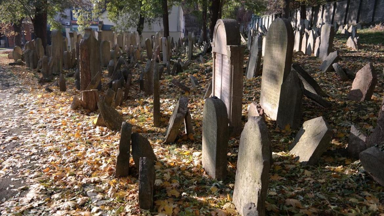 Praga Zizkov cmentarz