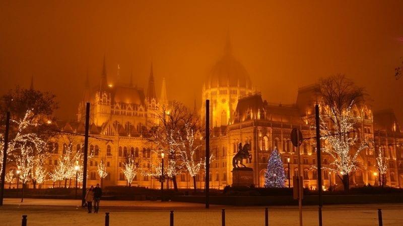 Budapeszt Parlament Budapest