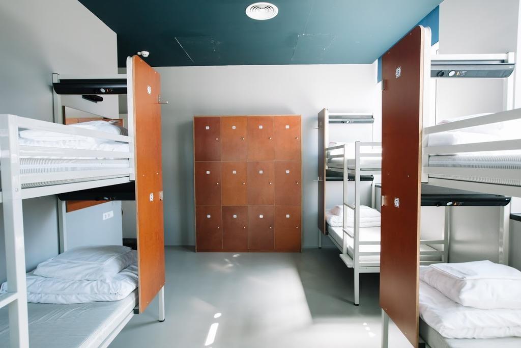 ClinkNOORD Hostel Amsterdam gdzie nocować w amsterdamie co zwiedzić