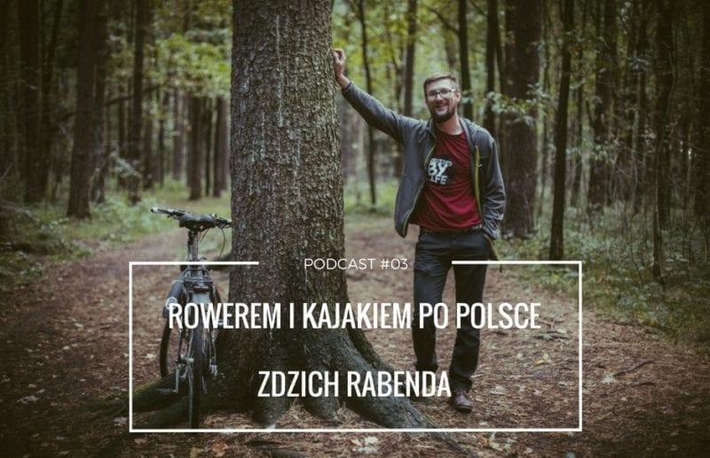 Rowerem i kajakiem przez Polskę