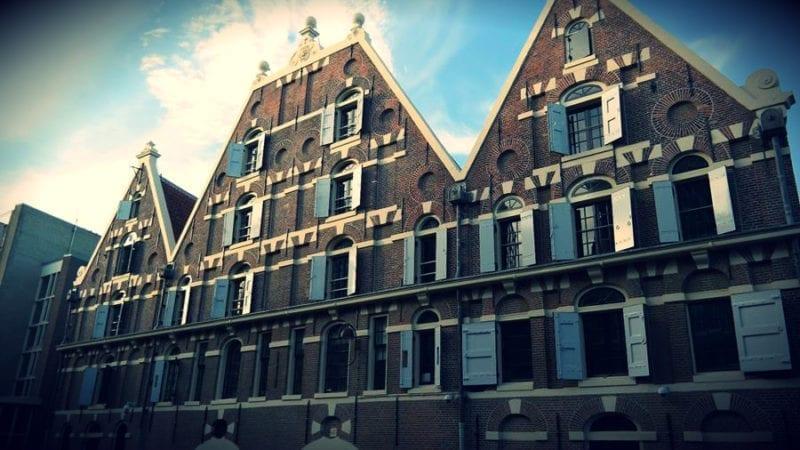 Amsterdam Muzeum Historii Żydów