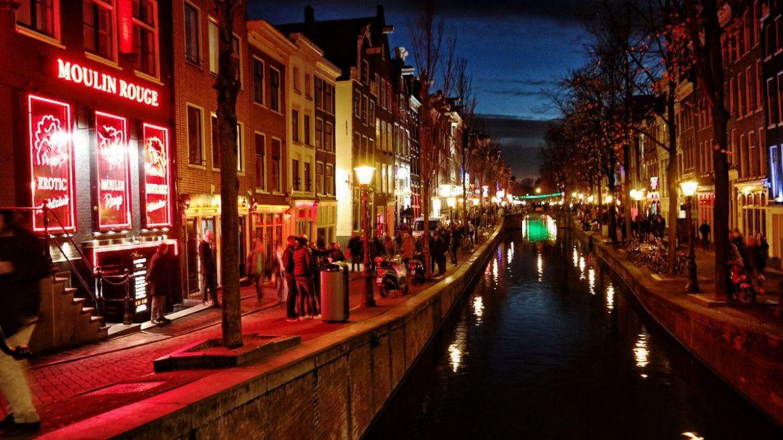 De Rosse Buurt - Dzielnica czerwonych latarni