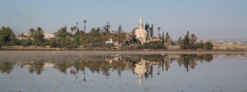 Hala Sultan Tekke Zwiedzanie Cypru