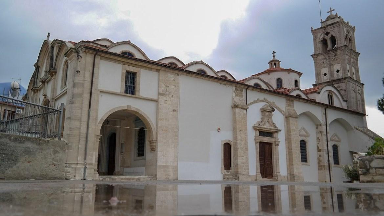 PanoLefkara Kościół co zwiedzic na cyprze co zobaczyc na cyprze