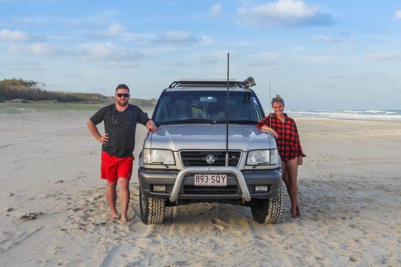 Przeprowadzka i życie w Australii
