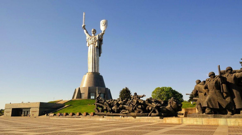 Pomnik Matki Ojczyzny Kijów