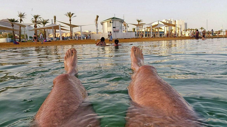 Ein bokek morze martwe izrael 2