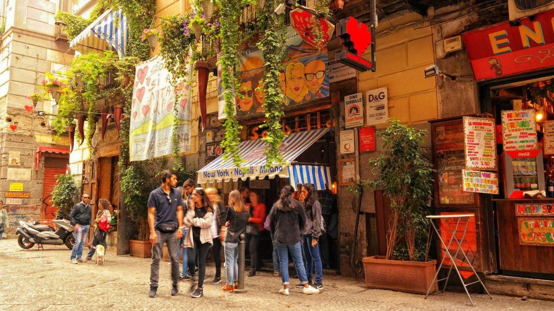 Gino e Toto Sorbillo Neapol Pizza