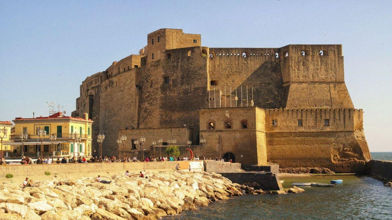 Castel dell'Ovo Neapol