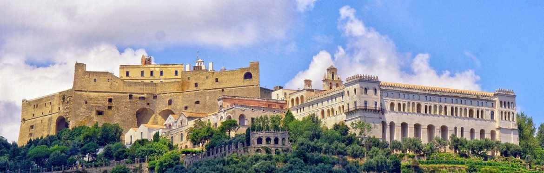 Sant'Elmo Neapol