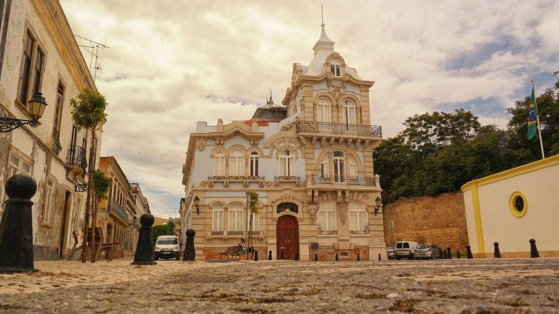 Budynek w centrum Faro
