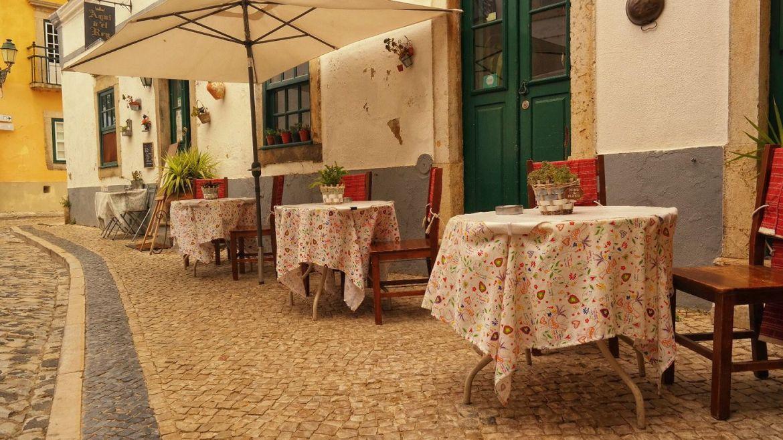 Restauracja w Faro