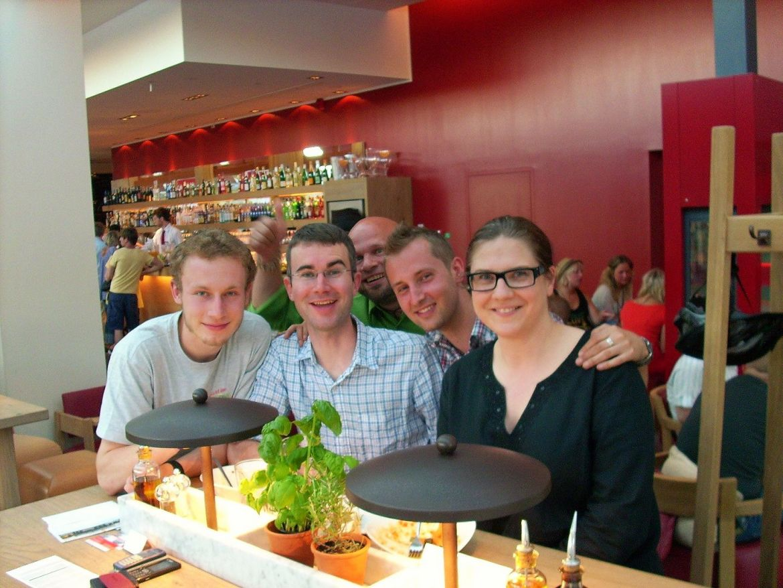 W restauracji Vapiano