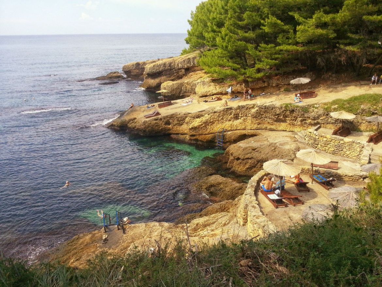 Ulcinj Czarnogóra Plaże
