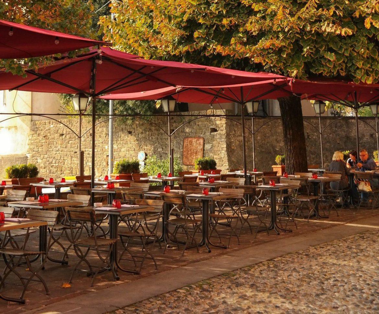 San Vigilio Funicolare restauracja