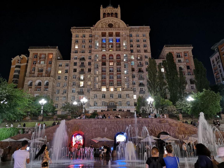 kijów budynek z serialu czarnobyl hbo
