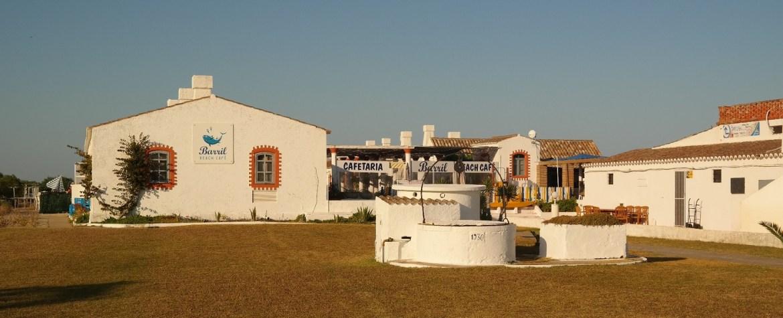Barril Algarve Portugalia Restauracja