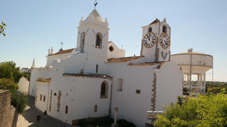 Igreja de Santiago Tavira Algarve Portugalia