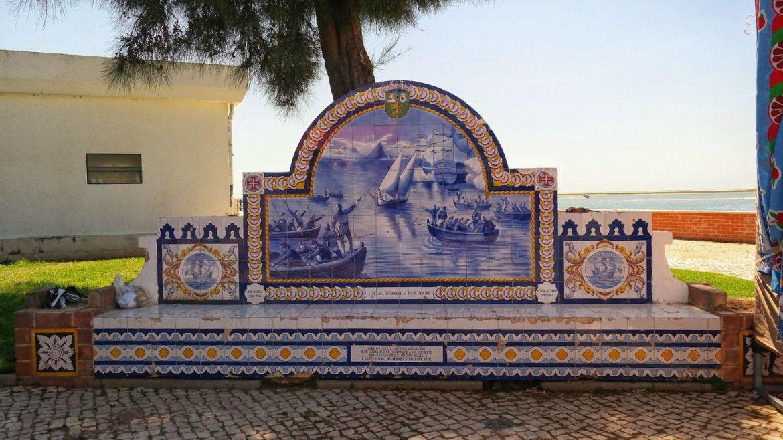 Olhão targ Algarve ortugalia