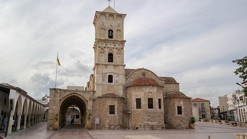 Cypr Larnaka Co zwiedzić i zobaczyc na cyprze blog kościół św. łazarza