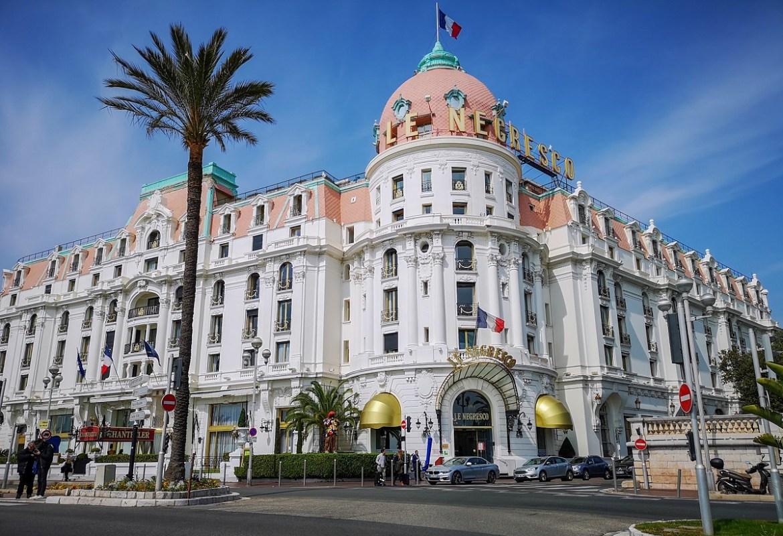 Hotel Negresco co zwiedzic i zobaczyć w nicei w weekend aleja anglików blog