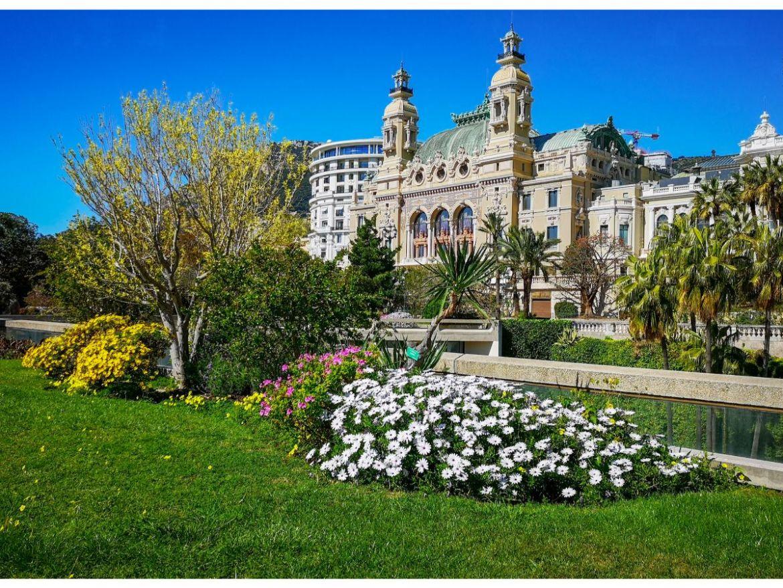 Monako co zwiedzić i zobaczyć w Monako monaco kasyno casino i okolice park