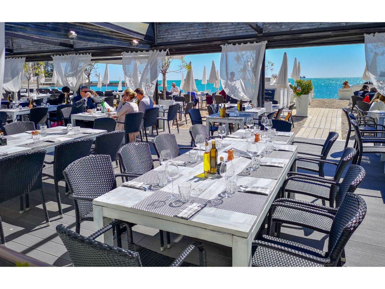 Monako co zwiedzić i zobaczyć w Monako monaco Larvotto plaża restauracje