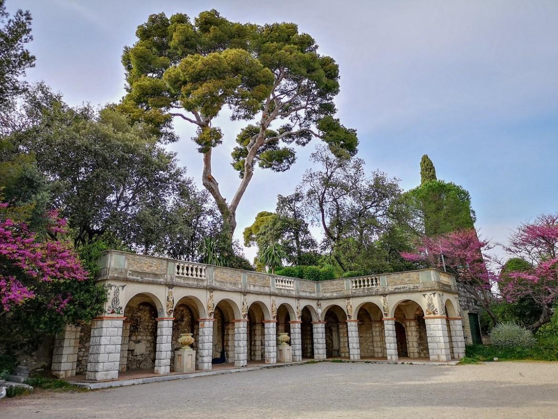 Nicea co zwiedzić i zobaczyć w nicei zwiedzanie Nicei wzgórze zamkowe castle hill park weekend blog