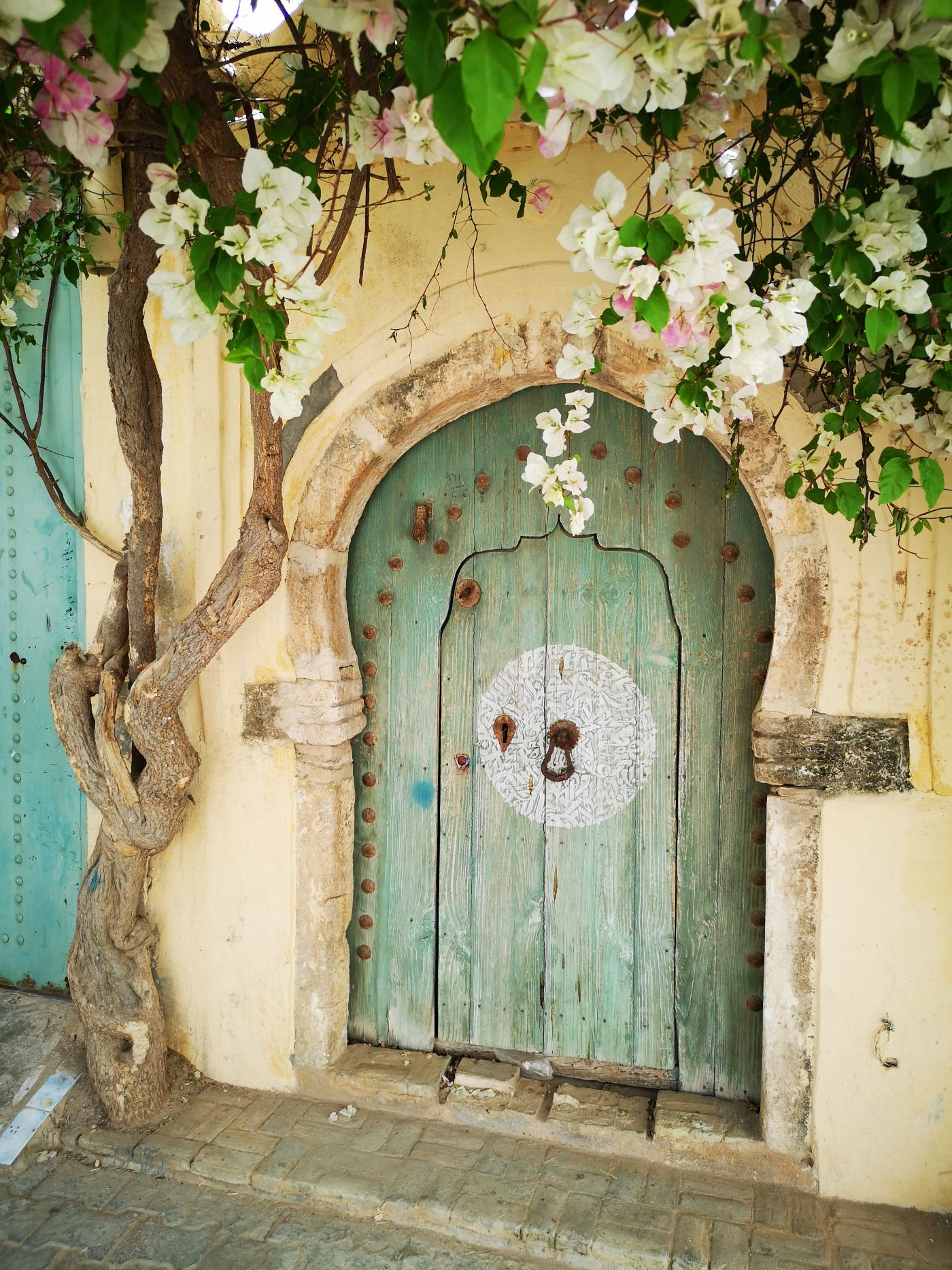 Djerbahood drzwi djerba tunezja 4