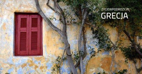 Grecja życie w podróży blog podróżniczy