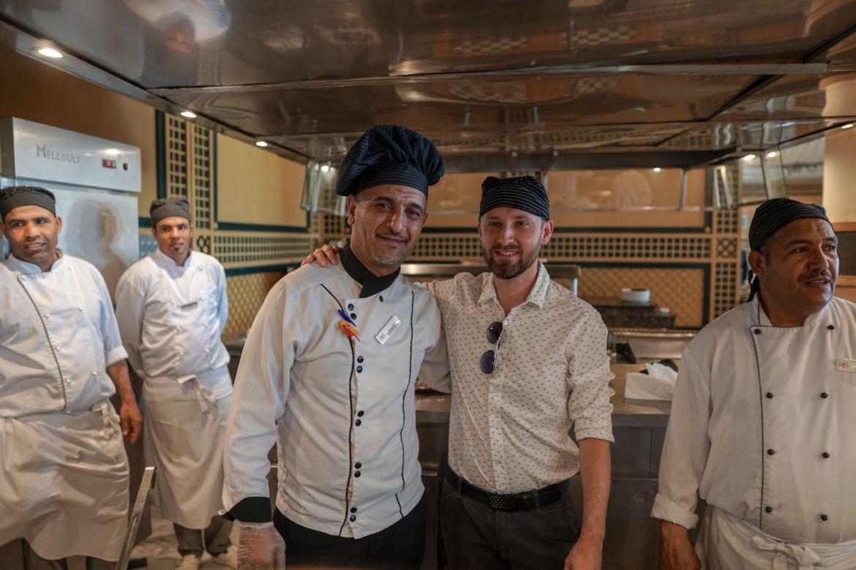 kurs gotowania kuchnia tunezyjska kucharze