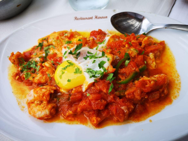 Szakszuka kuchnia tunezja