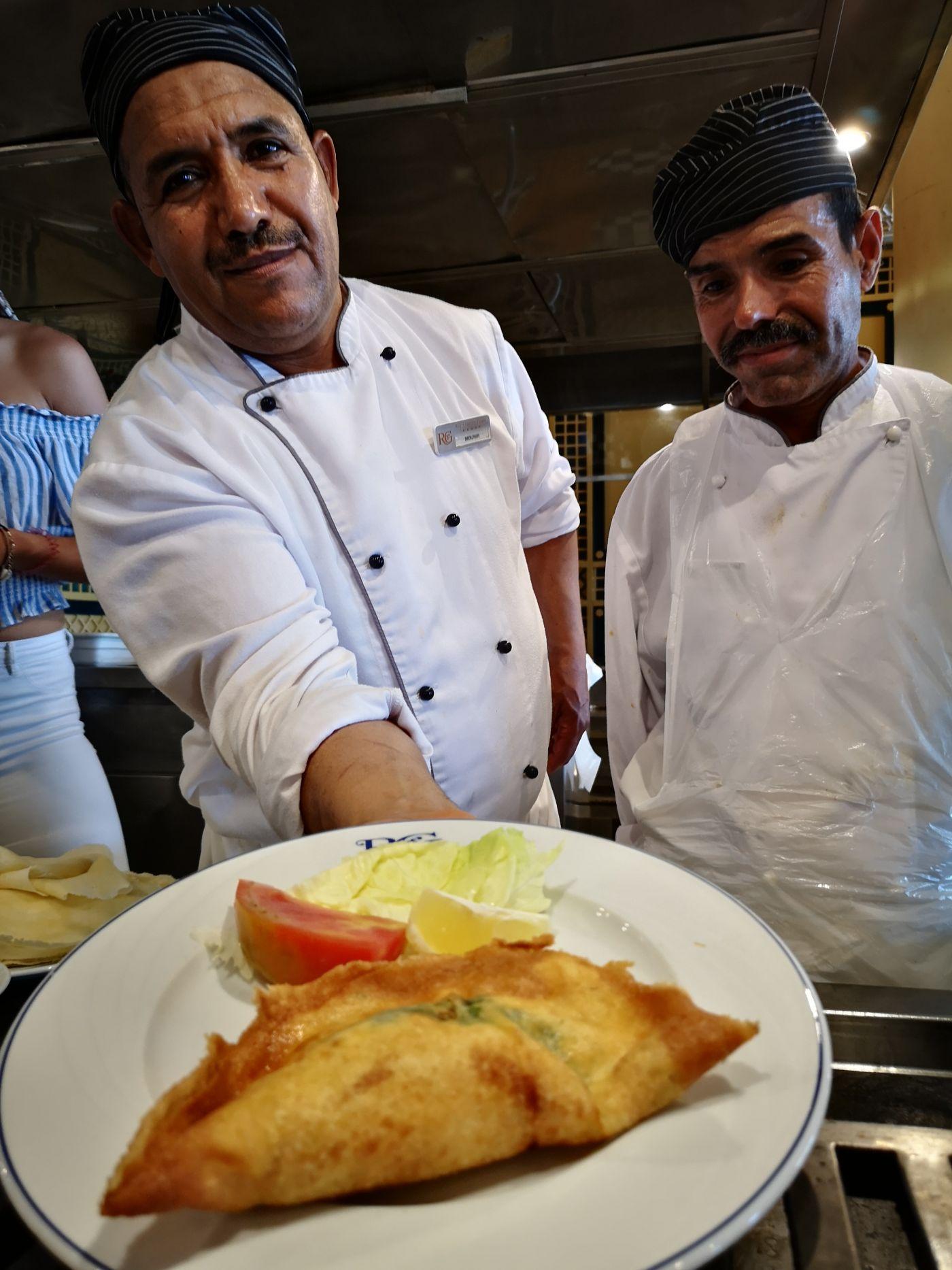 brik Kurs gotowania lekcje gotowania cooking class djerba kuchnia tunezja