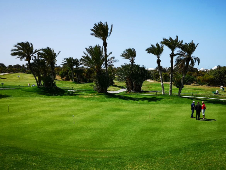 pole golfowe djerba tunezja
