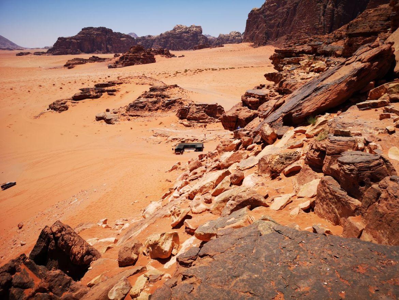 sand dune jordania pustynia sandboard zwiedzanie pustyni koszty