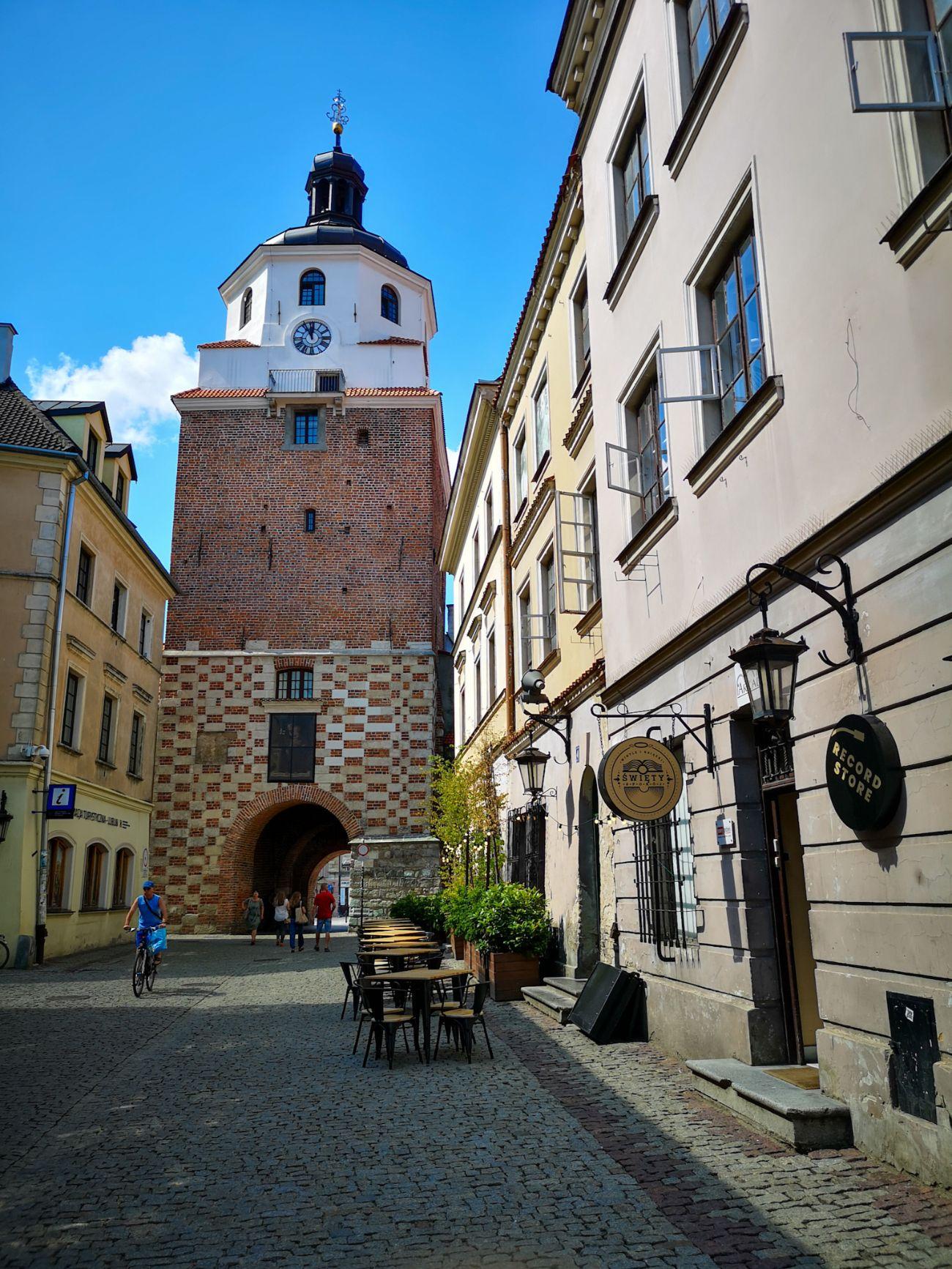 brama krakowska w lublinie muzeum historii miasta lublina stare miasto co zwiedzić w weekend