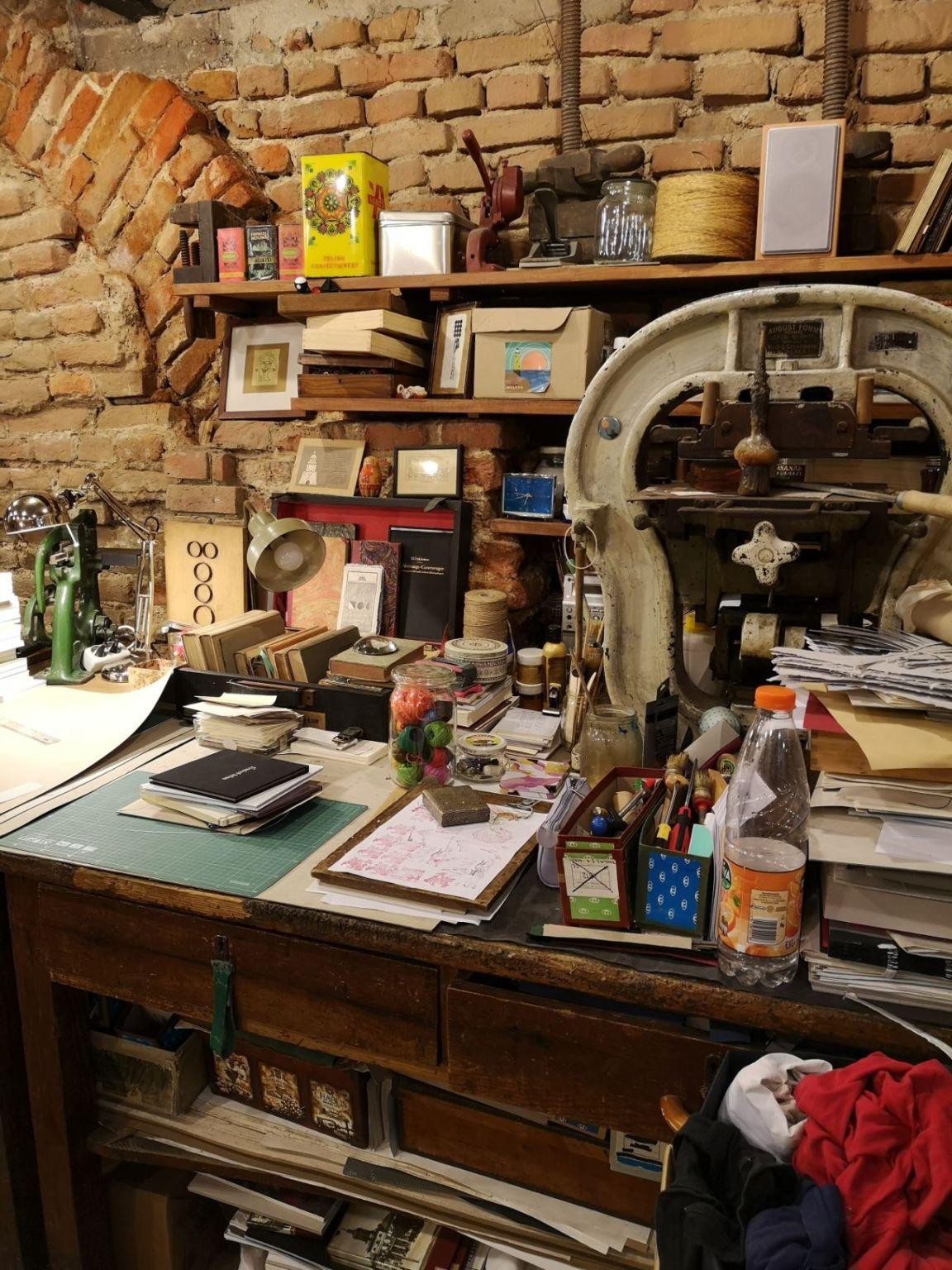 dom słów intruligatornia lublin izba drukarstwa żmigród