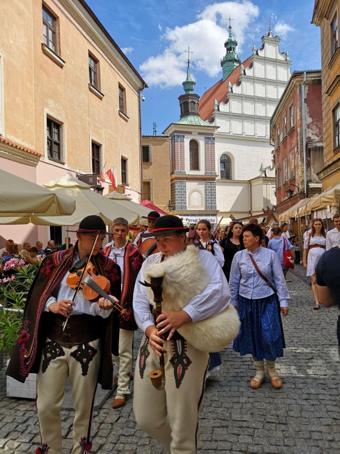 jarmark jagielloński lublin weekend festiwal co zwiedzić co zobaczyć atrakcje