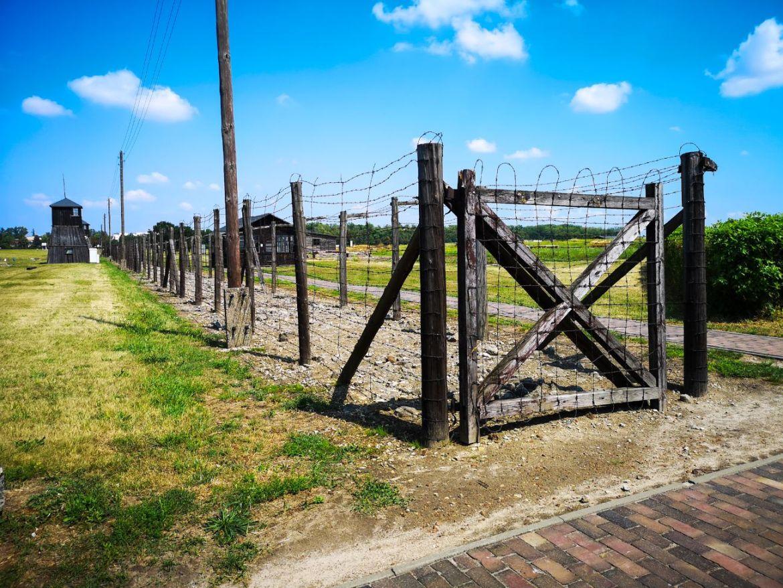 niemiecki nazistowski obóz koncentracyjny i zagłady na majdanku lublin