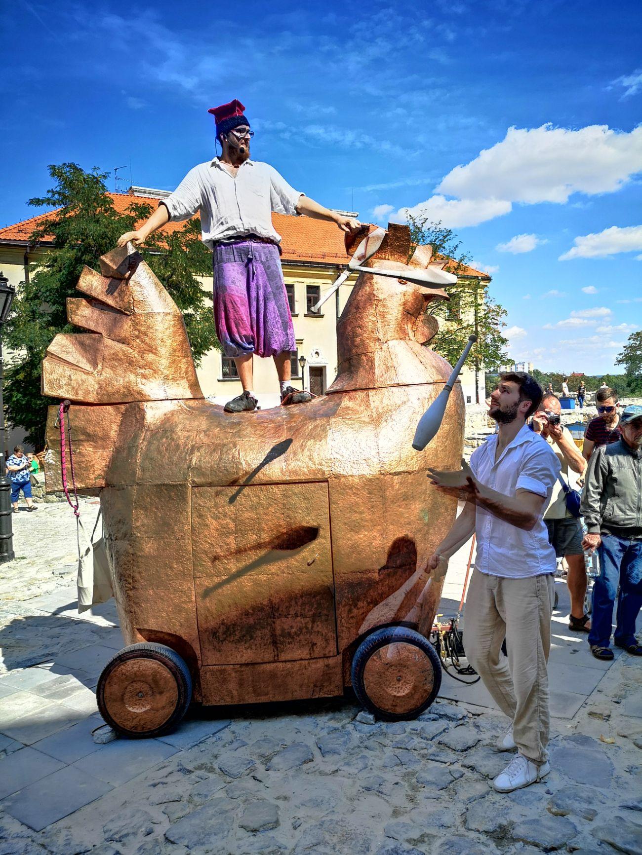 stare miasto kurka jarmark jagielloński lublin weekend festiwal co zwiedzić co zobaczyć