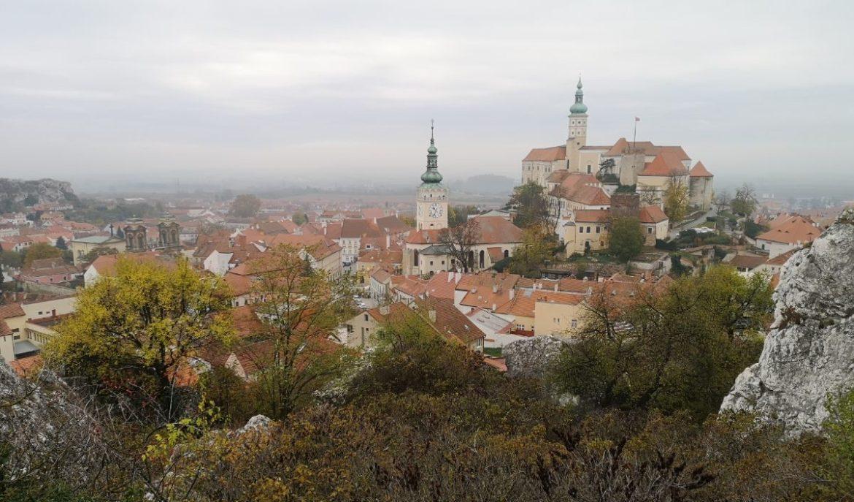 panorama z kozigo wierchu mikulov