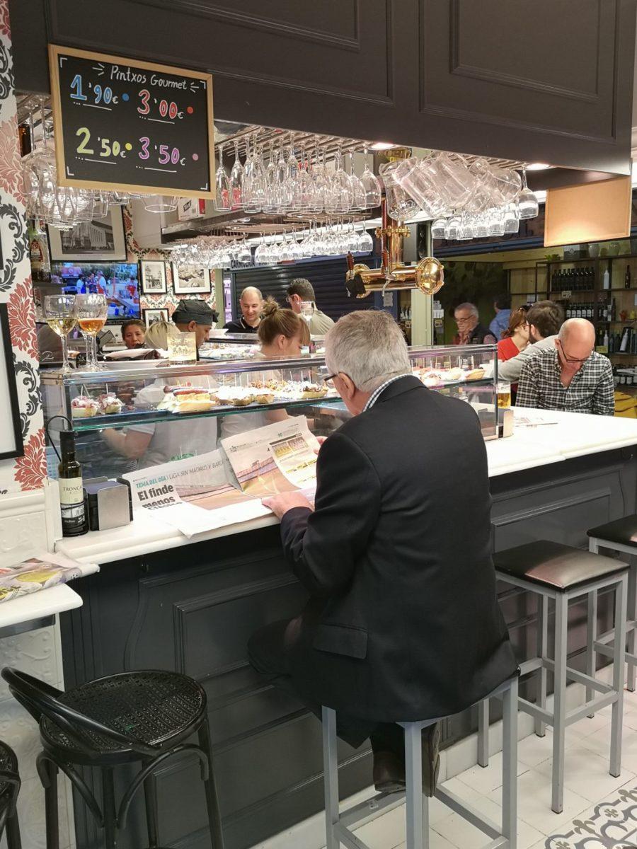 Mercado Central de Alicante alikante co zwiedzić
