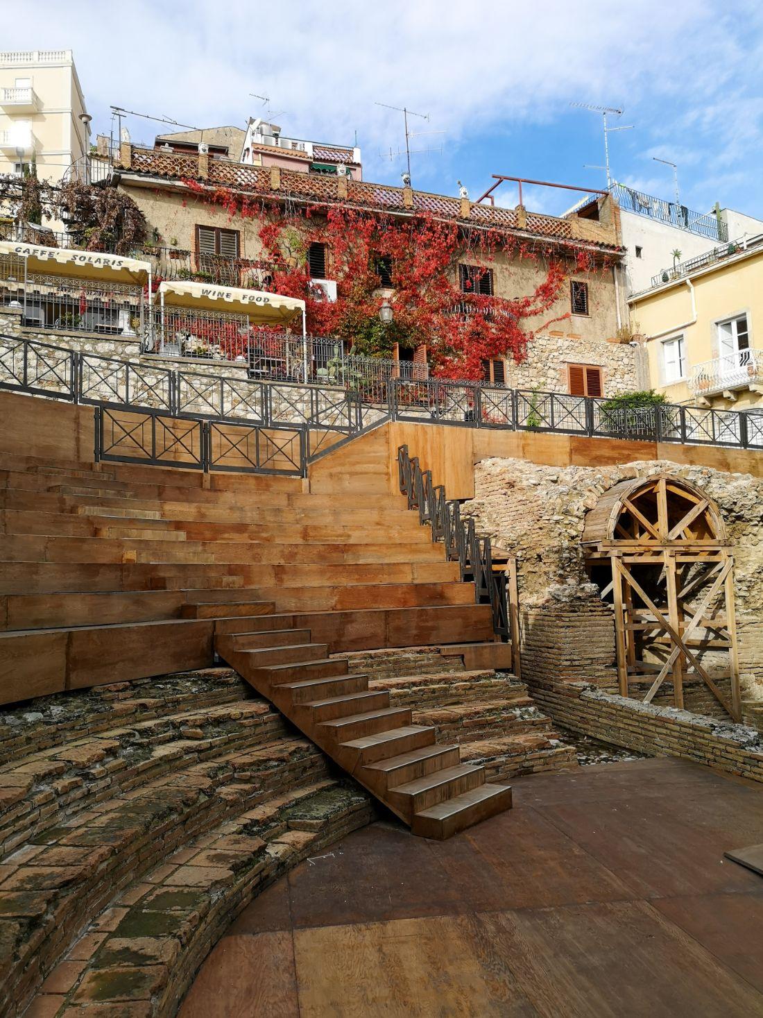 Teatro Odeon (Teatro Romano)