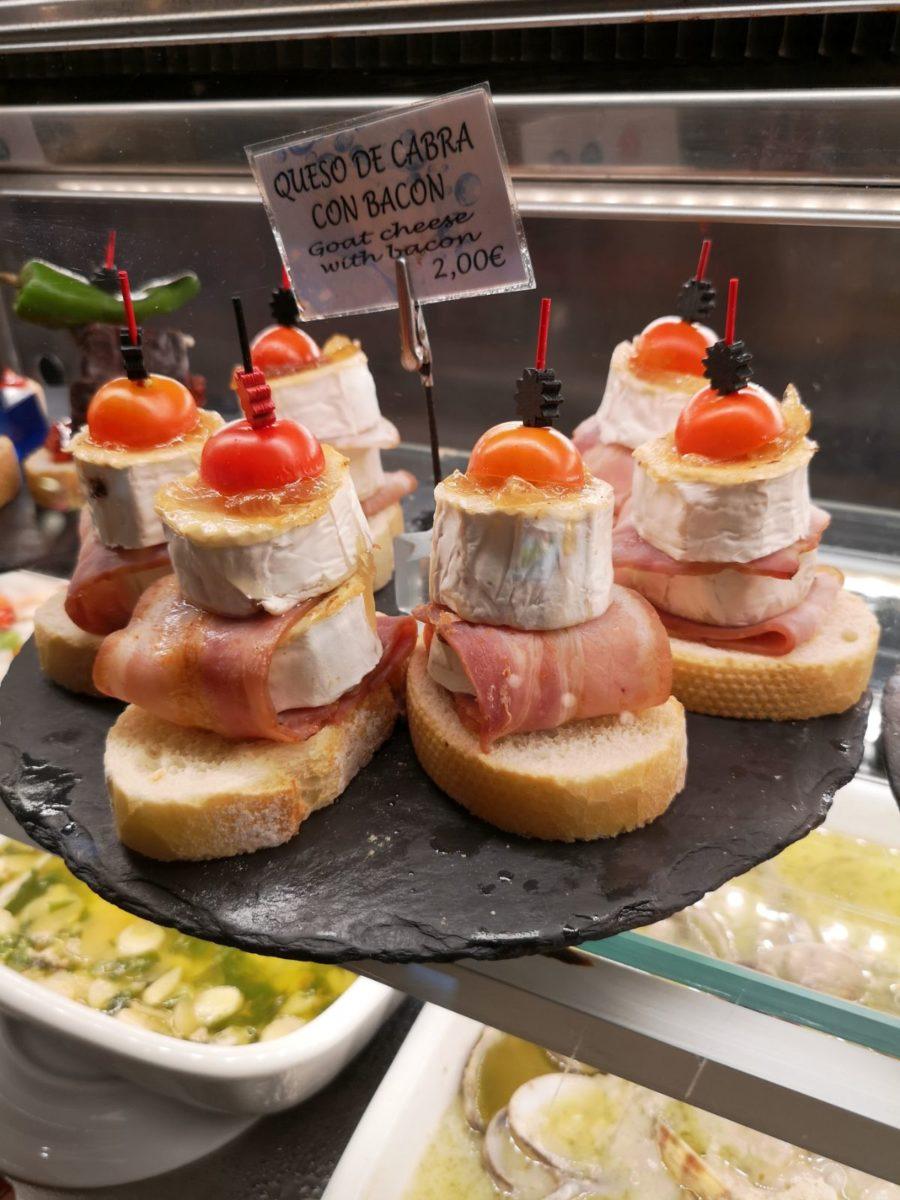 tapas co zjeść w katanii hiszpania