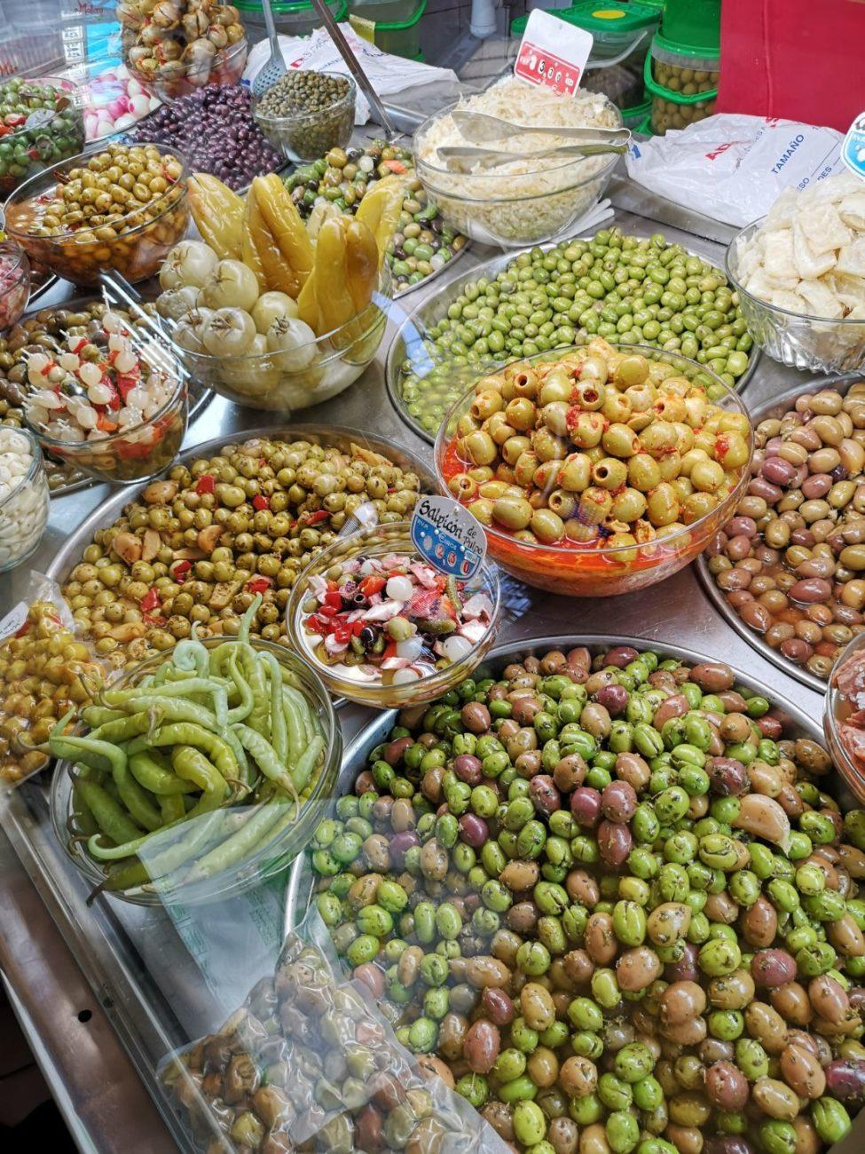 oliwki mercado central walencja zwiedzanie blog